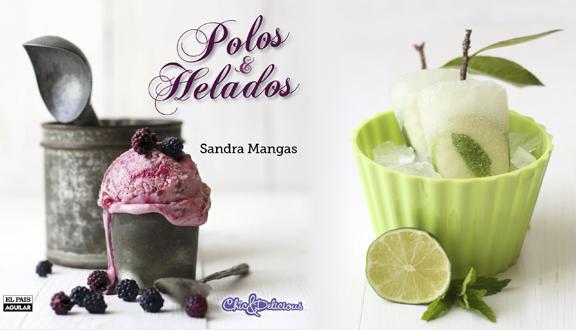 """Sorteo del libro """"Polos y helados"""" de Sandra del blog """"La receta de la felicidad"""""""