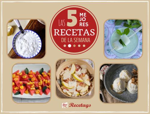 Platos frescos y ligeros en nuestras 5 mejores recetas de la semana