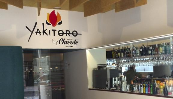 Restaurante Yakitoro del Chef Alberto Chicote situado en el centro de Madrid