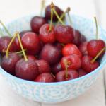 Cereza, fruta de temporada