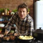 Jamie Oliver, un defensor de la comida saludable
