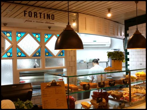 Restaurante Fortino de Ranieri Casalini en Platea