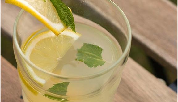 """Limonada sureña del blog """"Sweet & Sour"""", bebida perfecta para barbacoas"""