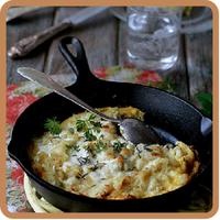 "Omelette Arnold Bennett del blog ""La cocina de Babel"""