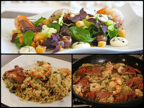 Primeros platos con pescado en nuestras recetas mirando al mar de nuestro top 5 semanal