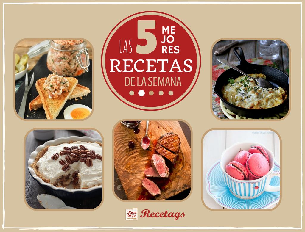 Menú elegante y con solera en nuestras 5 mejores recetas de la semana