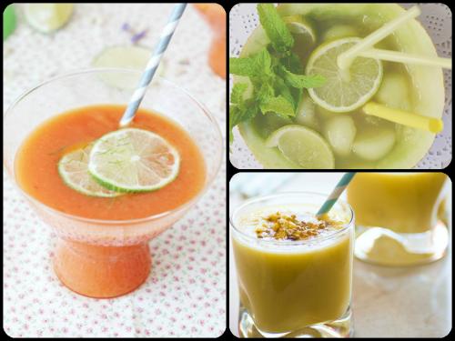 Bebidas a base de fruta