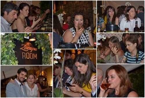 Zacapa Room y Recetags reunieron a diferentes blogueros