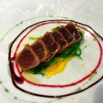 Ronqueo y degustación de atún, experiencia doble en El Pradal