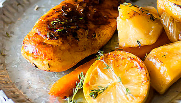 Cocotte de verduras y pollo al pimenton de Gastroandalusí en el top5 semanal