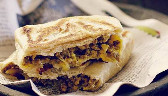 Murtabak de La cocina de Babel en el recetario #streetfood de Recetags