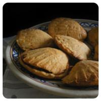 Peregrinas empanadillas de pimentón, pisto y sardinas. Receta de Cogollos de agua para el top5 de Recetags