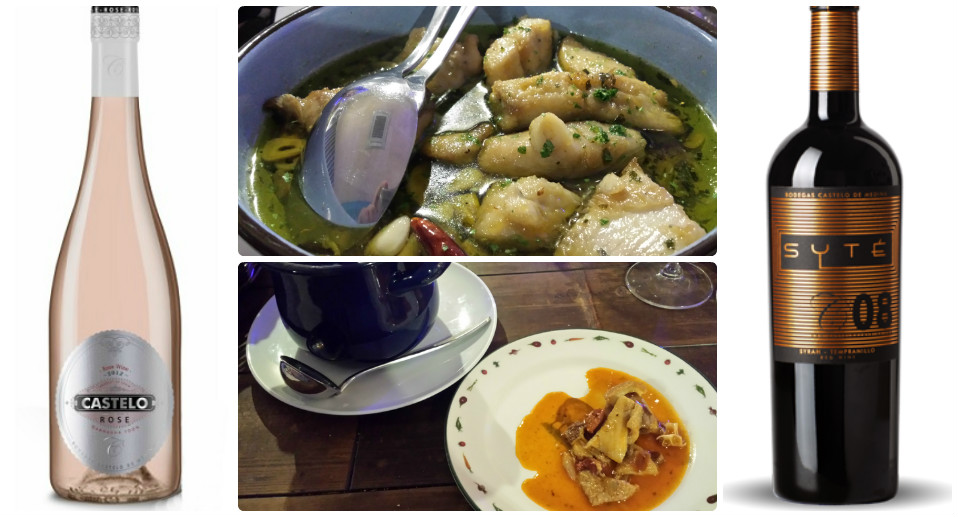 Segundos platos en La Emualda