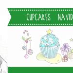 Cupcakes navideños. Receta ilustrada en Recetags.