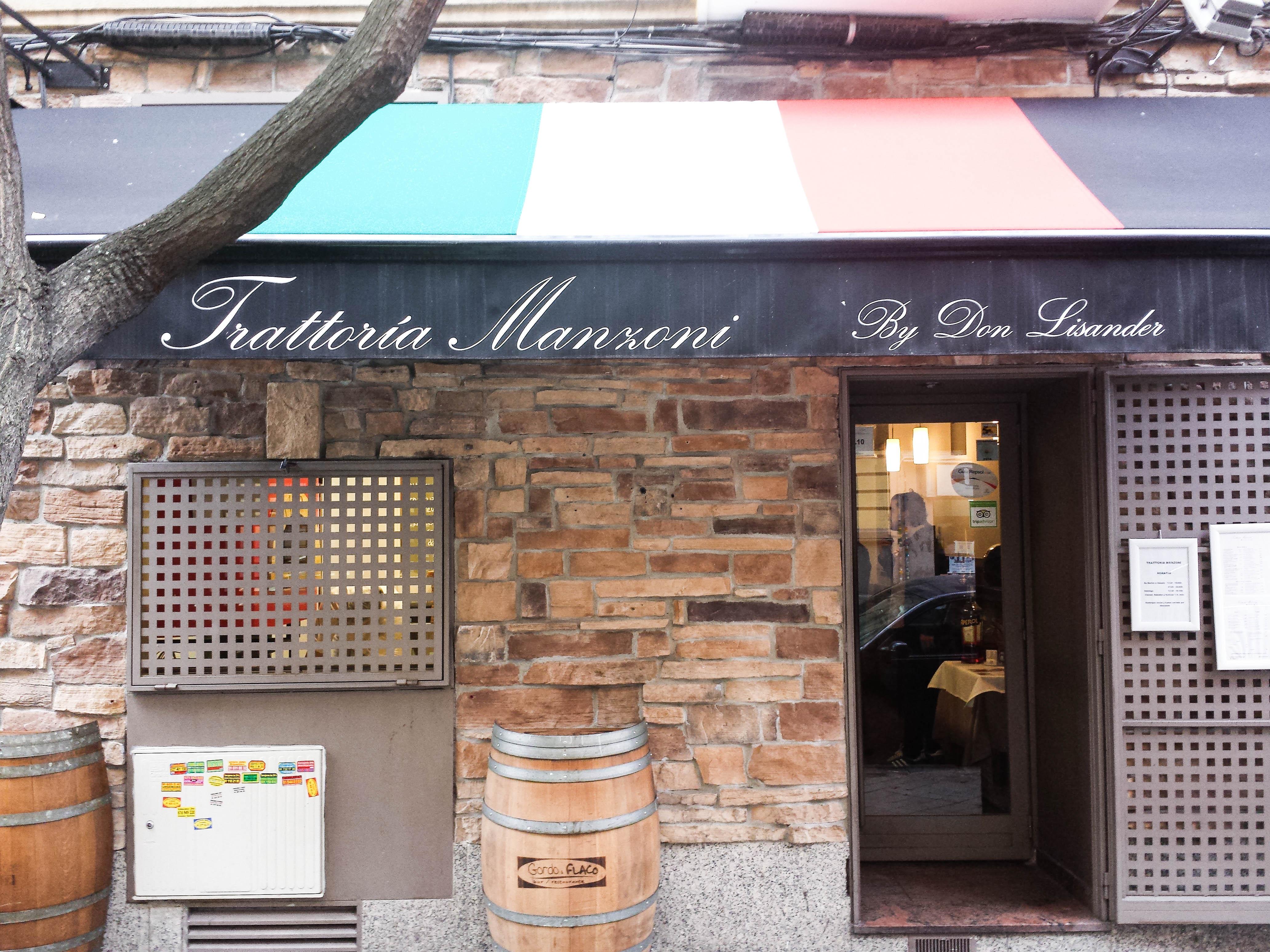 MRestaurante Manzoni.