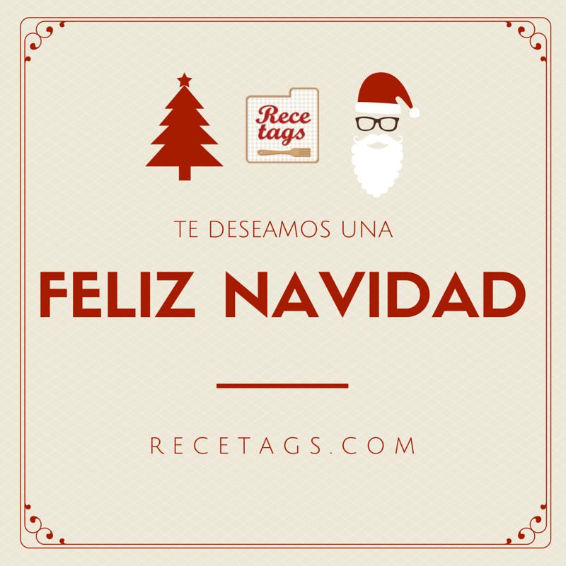 Feliz Navidad Recetags