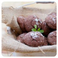 Galletas de chocolate craqueladas en nuestro top 5 semanal