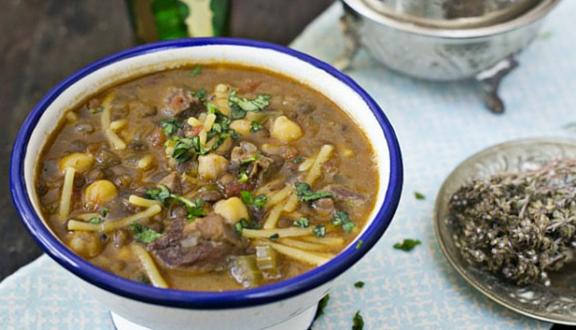 Harira una de nuestras recetas árabes en el Top 5 semanal