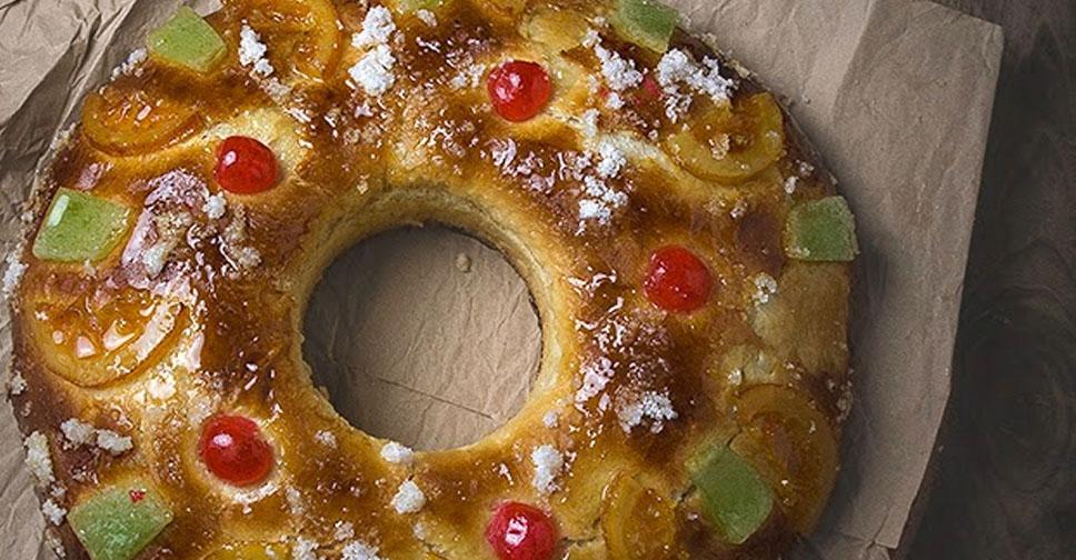 Receta del más auténtico Roscón de Reyes