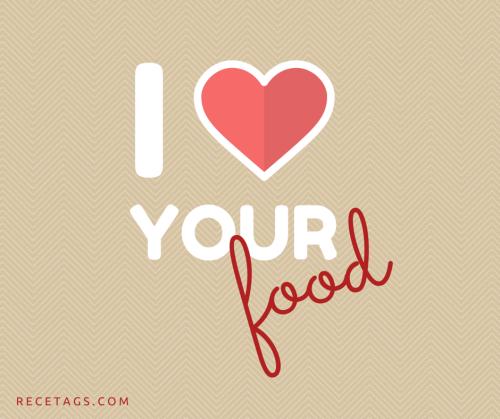 Nos encantan tus recetas!