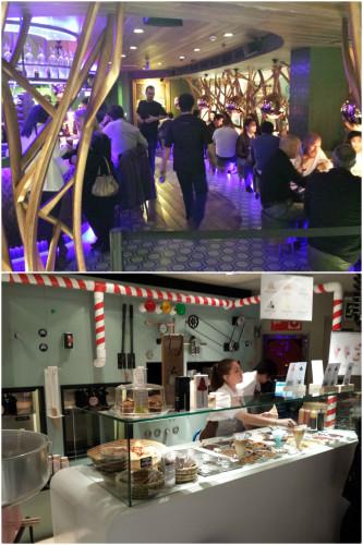 Cascabel y Rocambolesc, espacios gourmet junto a StreetXO