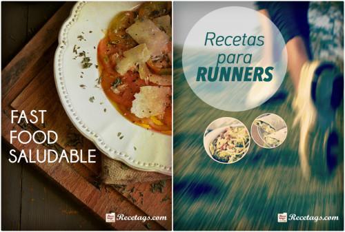Recetas sanas y fáciles en nuestros recetarios saludables de febrero