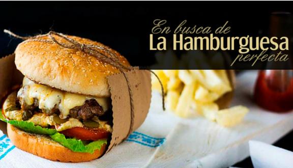 En busca de la hamburguesa perfecta en los recetarios de Marzo