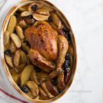 5 magníficas recetas de pollo asado