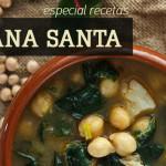Las mejores recetas de Semana Santa
