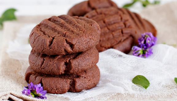 Galletas de chocolate del blog de Mi dulce tentación