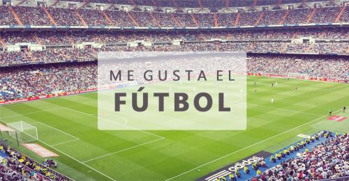 Recetario online Me gusta el fútbol con recetas fáciles para compartir