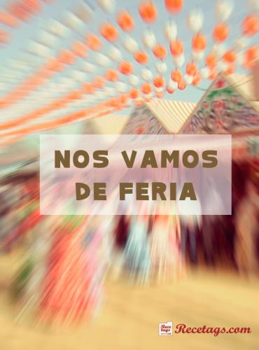 Recetario online Nos vamos de Feria con las recetas de las mejores tapas que puedes encontrar en una caseta