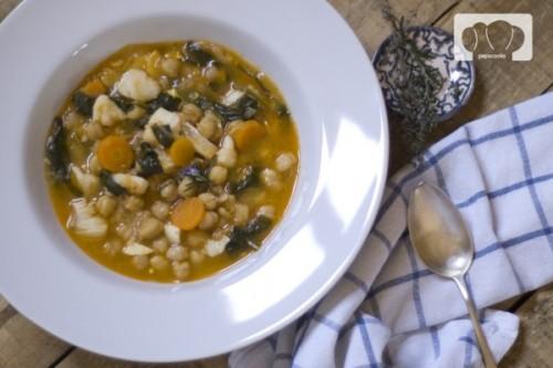 Potaje de Vigilia, una de las recetas de semana santa más típicas
