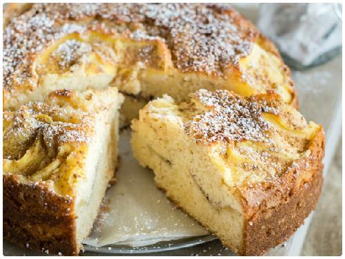 Tarta de manzana sueca de Bea recetas y más