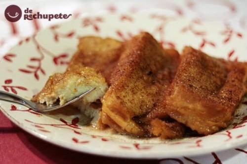 Las torrijas son los dulces más típicos de Semana Santa