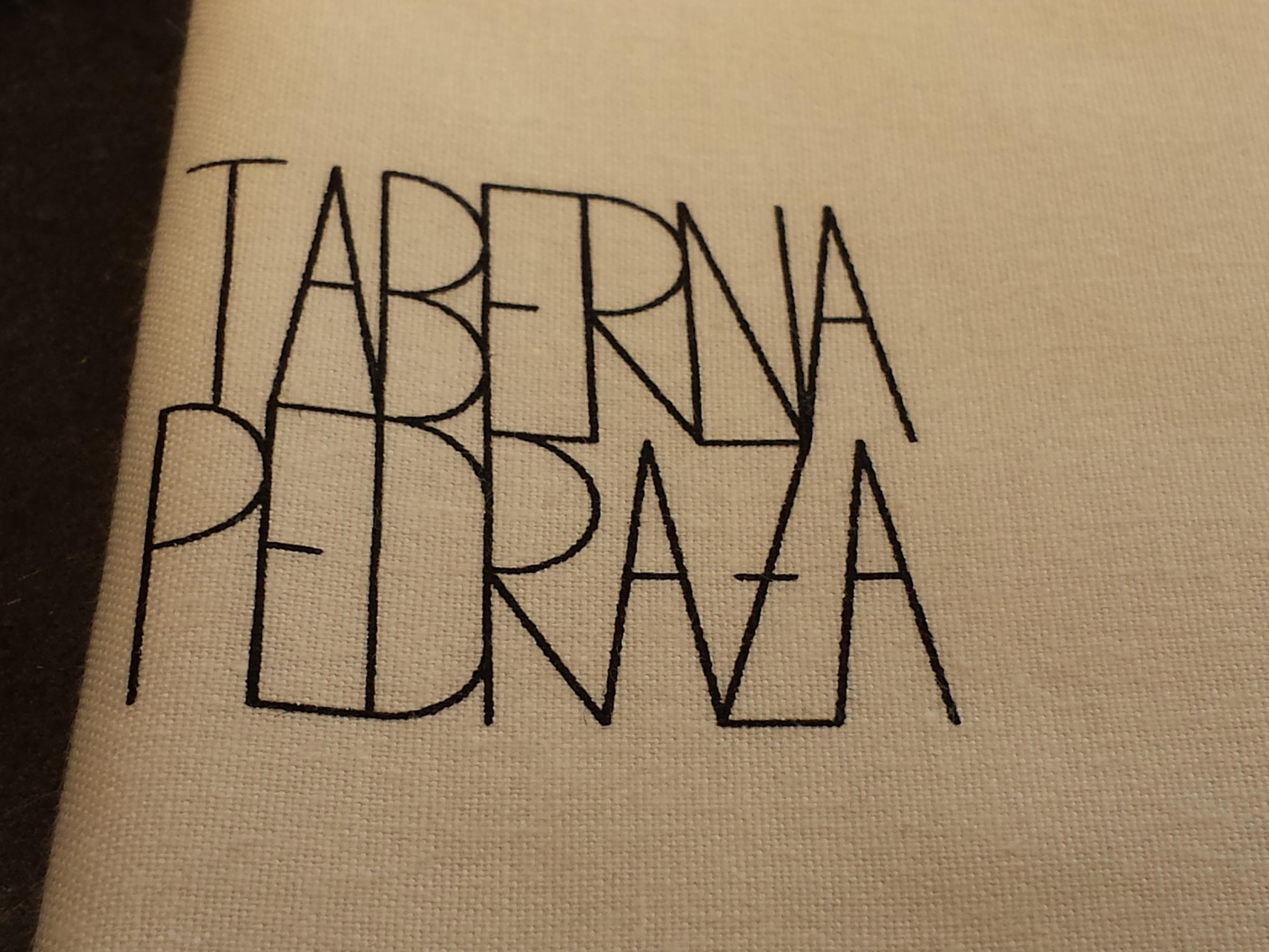 Taberna Pedraza, producto de calidad
