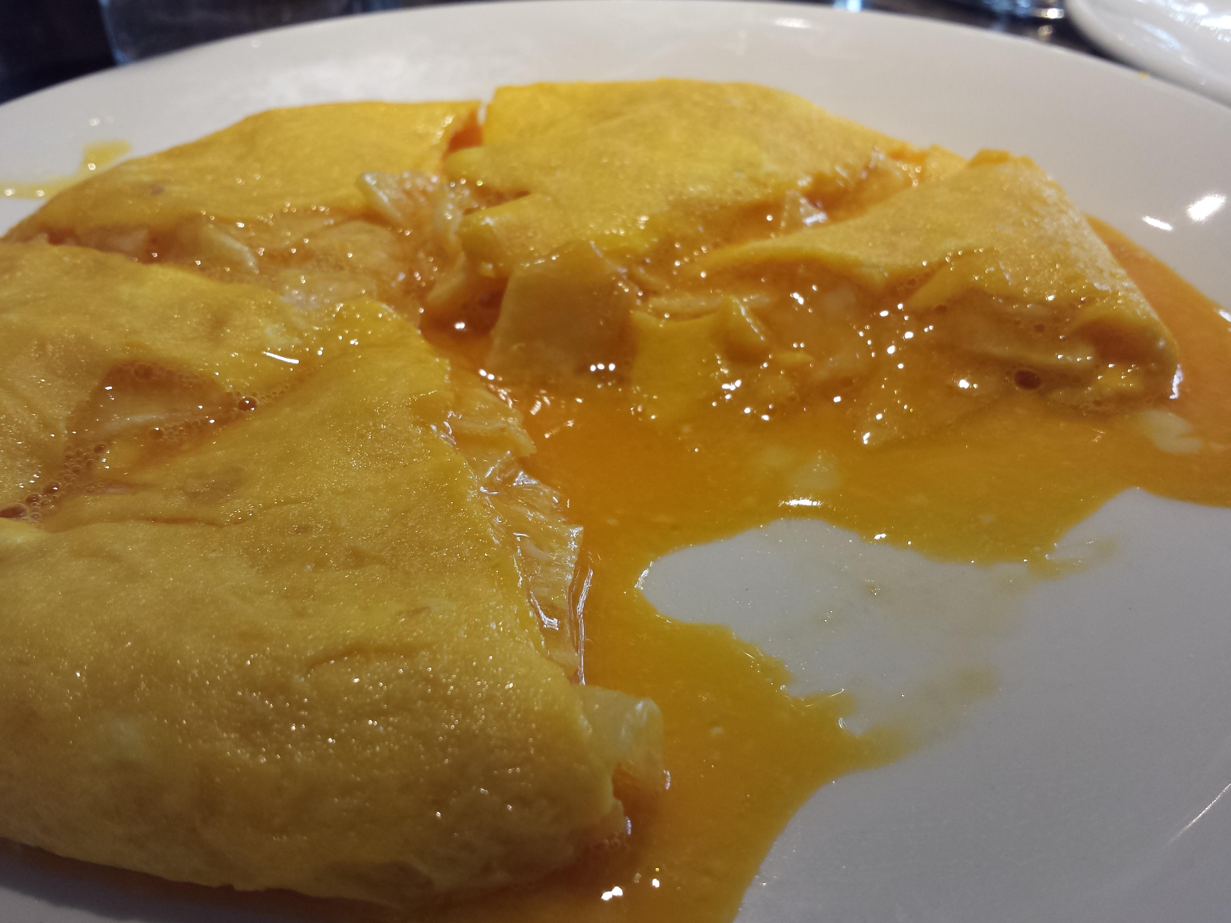 La joya de la corona, la tortilla de Betanzos