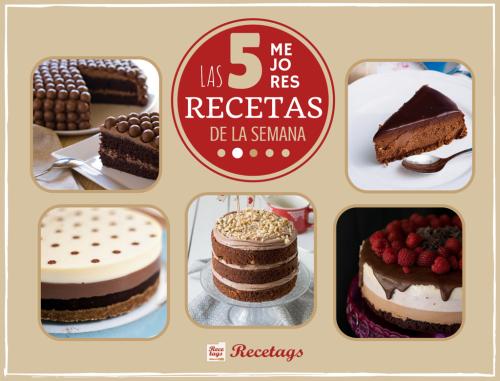 5 deliciosas recetas de tarta de chocolate elaboradas por nuestros blogueros colaboradores