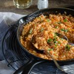 5 recetas de risotto que debes saber cocinar