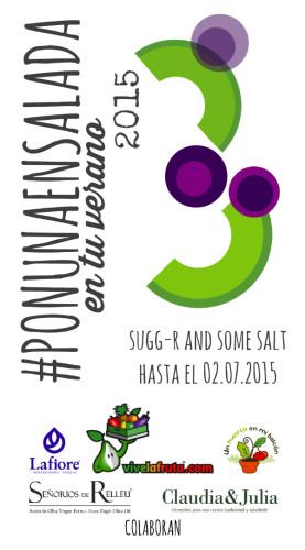 #ponunaensalada. Buscando la mejor ensalada de verano