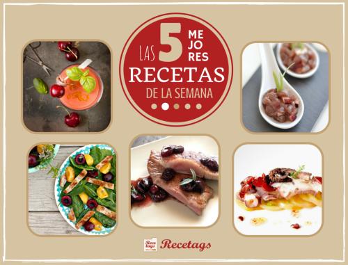 Los mejores platos salados con cerezas de nuestros blogueros colaboradores