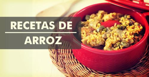 Las mejores recetas de Arroz en Recetags