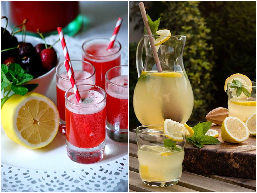Disfruta de las mejores limonadas este verano
