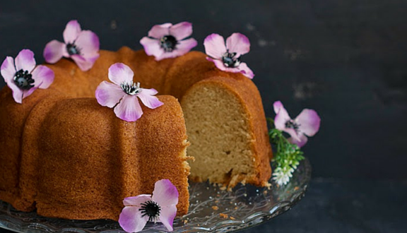 Bundt Cake de Buttermilk