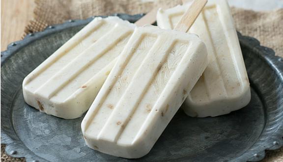 Polo de cheesecake del blog The Sweetest Taste