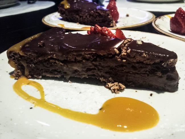 La mejor tarta de chocolate del mundo ahora también en El Gordo