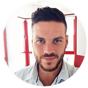 Christian Arjona, técnico superior en dietética colaborador en el proyecto #aprendoacomer de Recetags