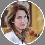 Elena Aymerich, chef profesional colaboradora en el proyecto #aprendoacomer de Recetags
