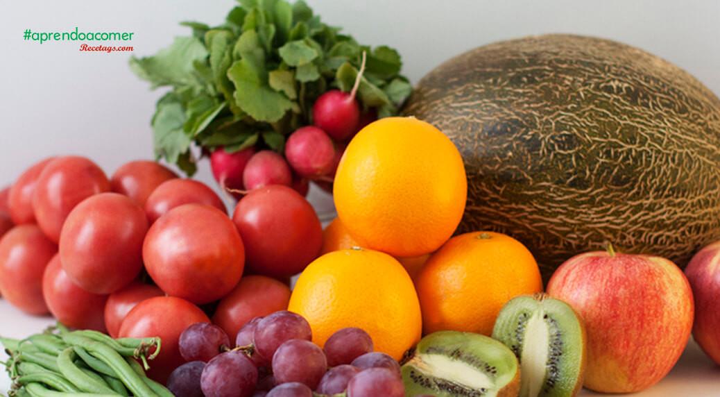 Comida sana como pilar fundamental del proyecto #aprendoacomer