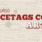 Concurso Recetags con Arte. Octubre15